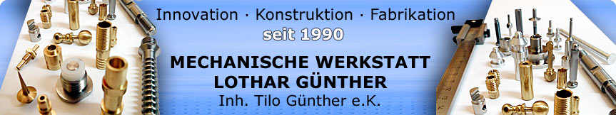 Innovation, Konstruktion, Fabrikation seit 1990